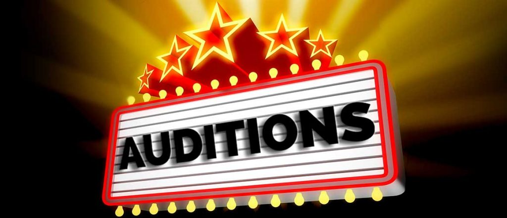Auditions Announced!